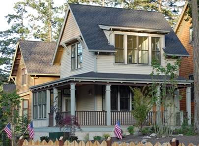 cottage plans from perfect little house company