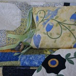 blog about quilting and cottage crafts