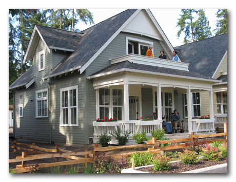 eplans.com - House Plan: 2007 Cottage Living Idea Home from The