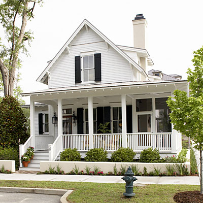 Lowcountry cottage for Low country farmhouse plans