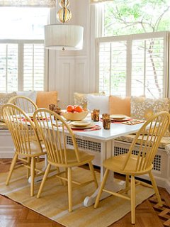 cottage decor at Charleston Showcase House