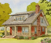 Cottage plans from The Bungalow Company