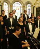 Westminster Choir Concerts at Spoleto